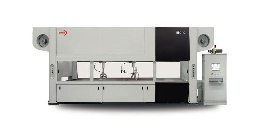 Cefla IBOTIC - Cartesian Robotic Spraying Machine | MPS Machines