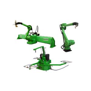 Robotics Spraying Machines